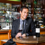 Sommelier and Seastar wine director Erik Liedholm
